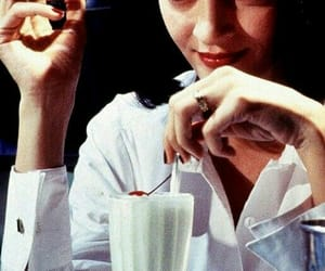 mia, pulp fiction, and actriz image