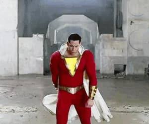DC, gif, and zachary levi image