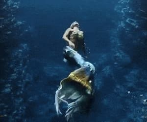 gif and mermaid image