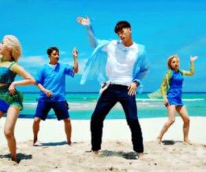 choreography, korean, and jeon somin image