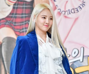 dancing queen, kimhyoyeon, and kpop image