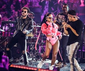 becky g, mau y ricky, and pj 2018 image