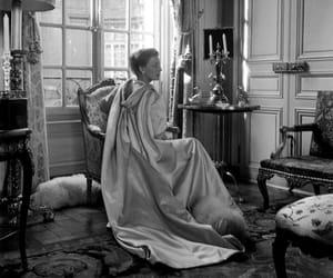 1950s, Balenciaga, and cecil beaton image
