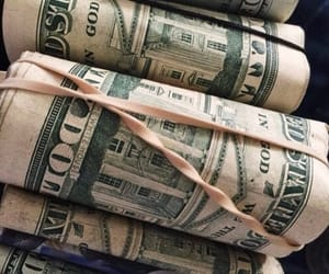 aesthetic, cash, and money image