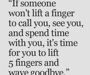 quotes and goodbye image