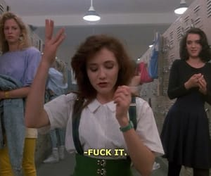 90s, girls, and Heathers image