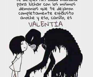 valentía, frases, and quotes image