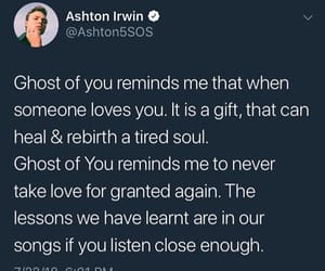 tweet, twitter, and 5 seconds of summer image