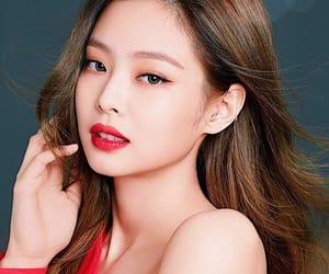 beauty, kpop, and jennie image