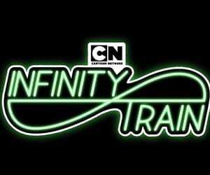 cartoon, cartoon network, and infinity train image