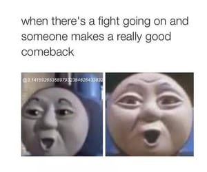 funny, true, and fight image