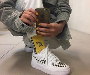 fashion, nike, and grunge image