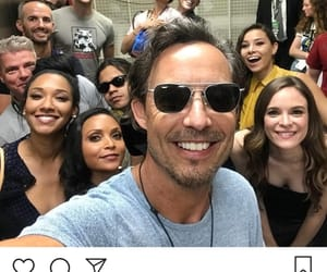 cast, cisco, and iris west image