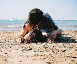 beach, samd, and cute image
