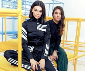 fashion, make up, and kendall jenner style image