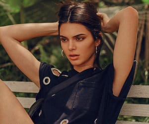 Kendall, model, and jenner image