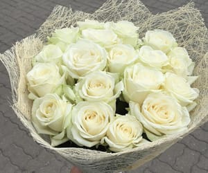 flavour, flowers, and white roses image