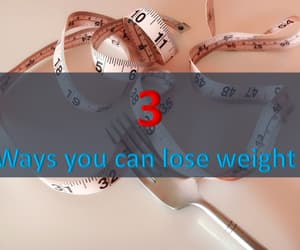how to lose weight, protein diet, and lose weight in a week image