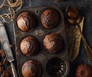 food and cupcake image
