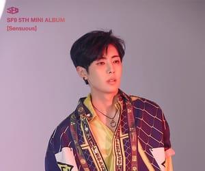 kpop, sensuous, and jaeyoon image
