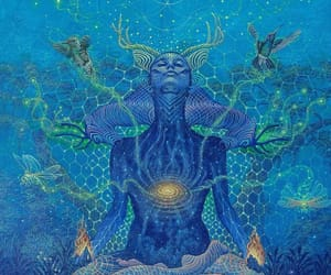 art, chakras, and vibration image