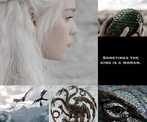 dragon, aestetic, and game of thrones image