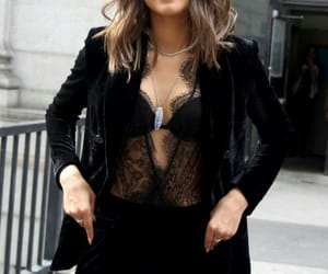 zendaya, fashion, and black image