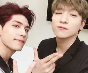 day6, wonpil, and sungjin image