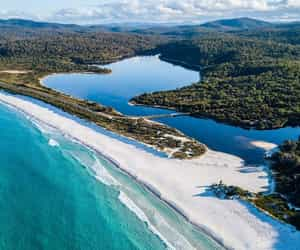 adventure, australia, and beach image