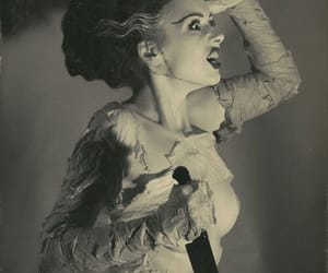 Bride of Frankenstein, horror, and horror movies image