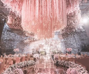 pink and luxury image