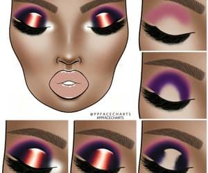 makeup, eyemakeup, and makeup tutorial image