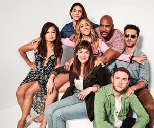 agents of shield and agents of shield cast image