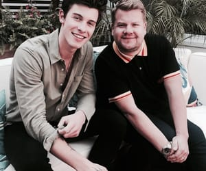 shawn mendes and james corden image