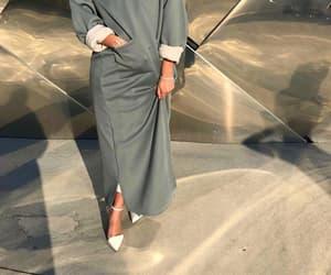 inspiration, hijab, and abaya image