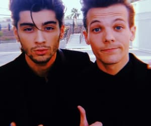 friendship, louis tomlinson, and zayn image