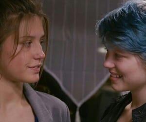 la vie d'adèle, blue is the warmest color, and adele exarchopoulos image