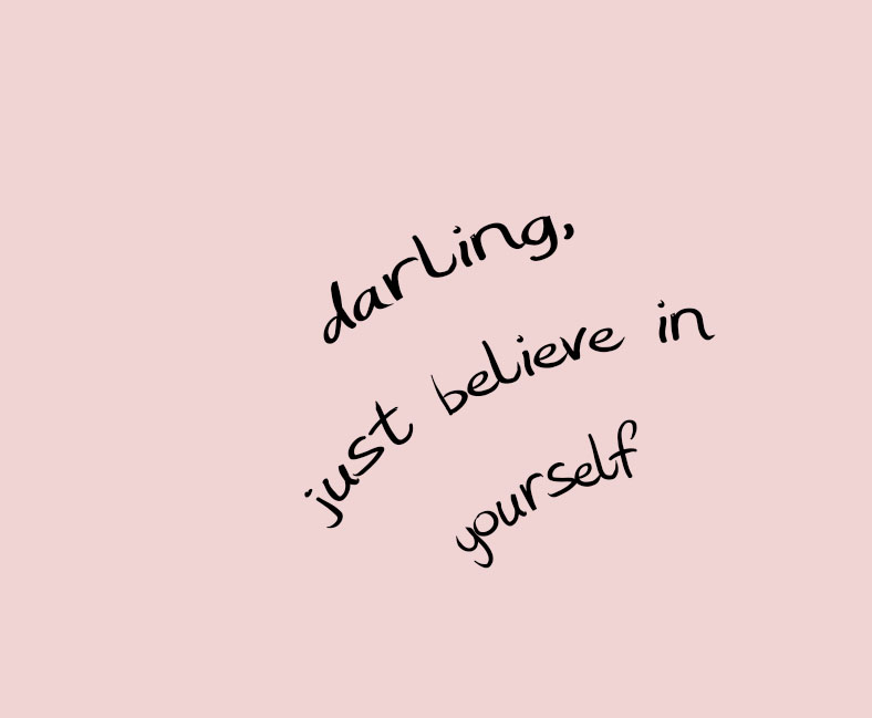quotes, believe, and confidence image