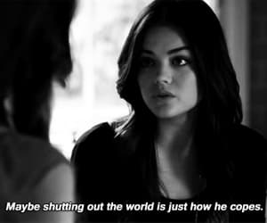 gif, lucy hale, and pretty little liars image