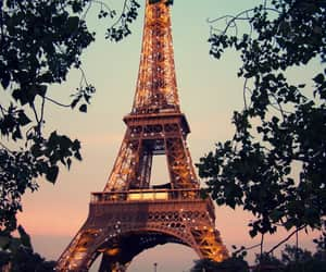 travel and paris image