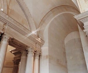 architecture, beige, and art image