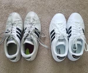 adidas, old, and trashy image