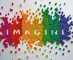 imagine and colors image