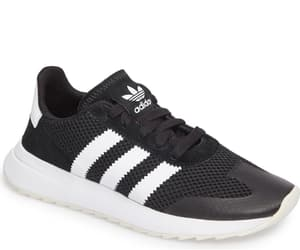 adidas, shoes, and shop image