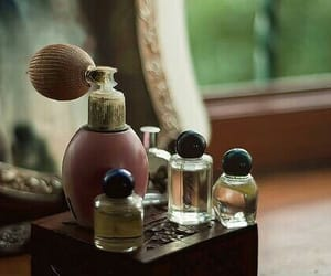 perfume, retro, and vintage image