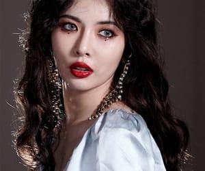 hyuna, girl, and fashion image