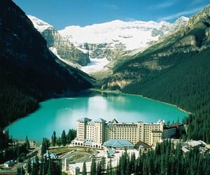 Alberta, fairmont, and Banff National Park image