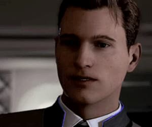 androids, beautiful, and Connor image