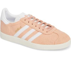 adidas, fashion, and pink shoes image