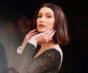 bella hadid, model, and met gala image